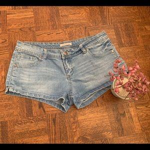🥈Blue Jean Shorts